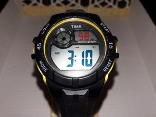 Reloj Digital Time(sumergible)
