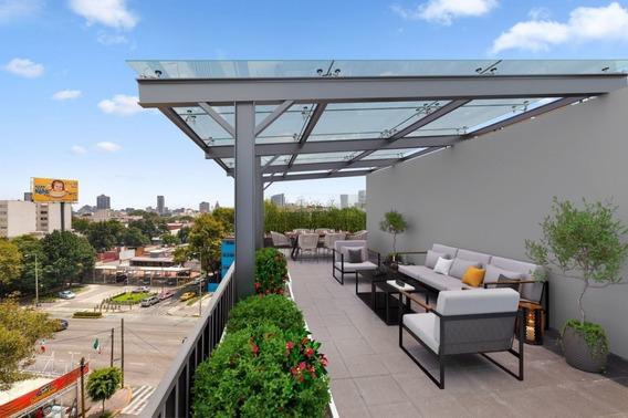 Pent House Nuevo Con Roof Garden Privado
