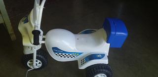 Triciclo Infantil Policia