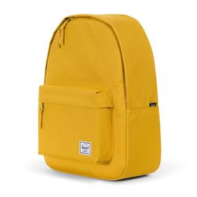 Mochila Herschel Classic Mini, Amarelo