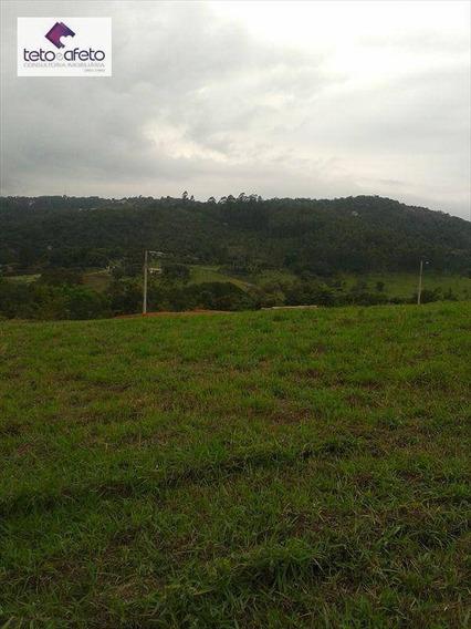 Terreno Residencial À Venda, Condomínio Fechado, Atibaia - Te1178. - Te1178