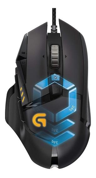 Mouse Logitech G502 Hero Rgb