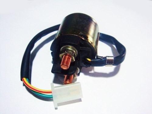 Rele Automático De Partida Shineray 125/150/200/xy125
