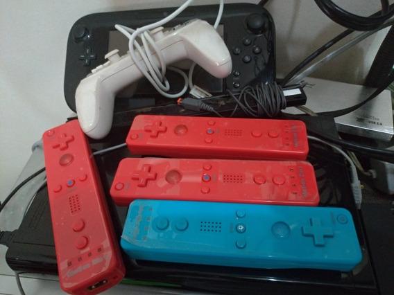 Nintendo Wii U 32gb Haxchi Desbloqueado Semi Novo