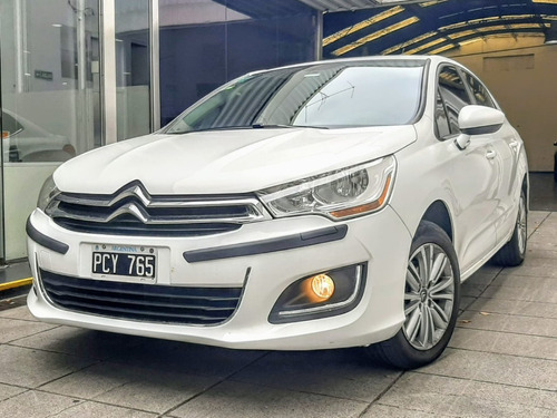 Citroen C4 Lounge Origine 2.0 2015 Remato Hoy! (mac)