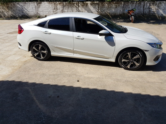 Honda Civic 2.0 Exl Flex Aut. 4p 2018