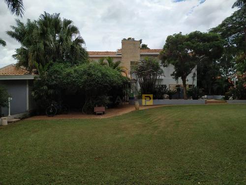 Chácara Com 3 Dormitórios À Venda, 2000 M² Por R$ 2.100.000,00 - Jardim Santa Alice - Santa Bárbara D'oeste/sp - Ch0038