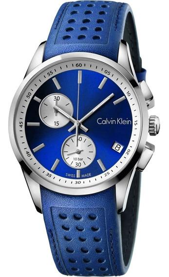Relógio Calvin Klein - Bold - Azul - K5a371vn