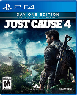 Just Cause 4 Day 1 - Ps4
