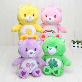 Lindos Ursinhos Carinhosos Rosa Roxo Verde Amarelo