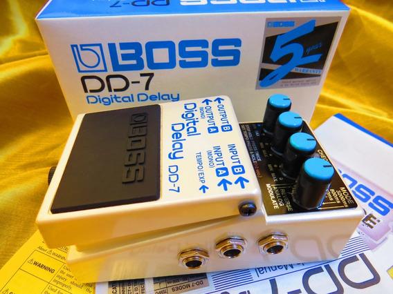 Boss Digital Delay Dd7 Tap Tempo ... Strymon Dd3 Dd20 Mxr Tc