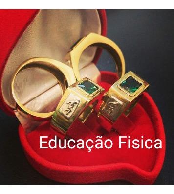 Aneis De Formatura Moeda Medicina,direito,educação Fisica