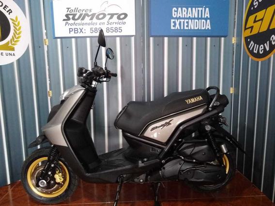 Yamaha Bws 125 Modelo 2015