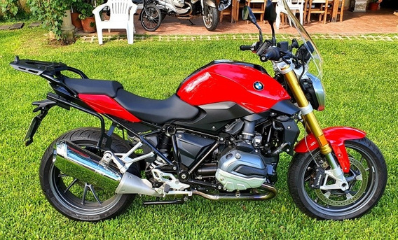 Bmw R1200r Garantia Hasta 2022 No Gs1200