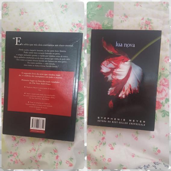 Livro Lua Nova - Stephenie Meyer, 432 Páginas Portugues
