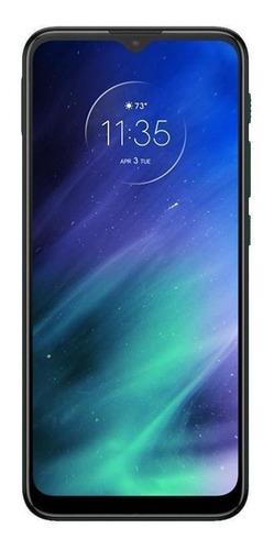 Imagen 1 de 7 de Motorola One Fusion Dual SIM 128 GB verde esmeralda 4 GB RAM
