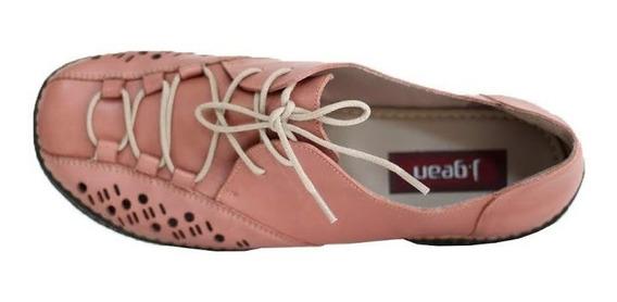 Sapato Sapatênis Boneca Estilo Retrô Vintage Rosa Cl0041
