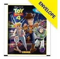 160 Figurinhas + 40 Cards Toy Story 4 (pacote Fechado)