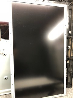 Tela Display Tv Sharp Lc32r24b(só Cristal Líquido)não Envio!