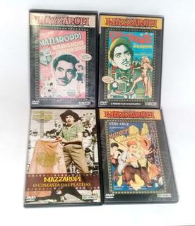 Dvd - Coleção Mazzaropi - 4 Filmes - Original