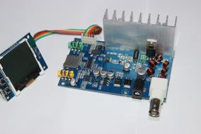 Transmissor Fm 76 M-108 Mhz De 12 V 7 W Pll Fm Estéreo