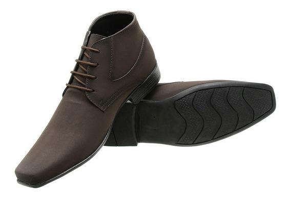 Sapato Bota Social Slz 1090- E