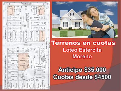 Desarrollo Inmobiliario Amplia Facilidades De Pago Moreno