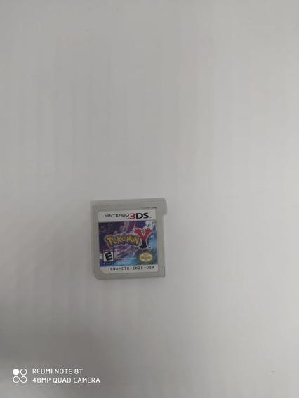 Jogo-pokémon Y-nintendo 3ds
