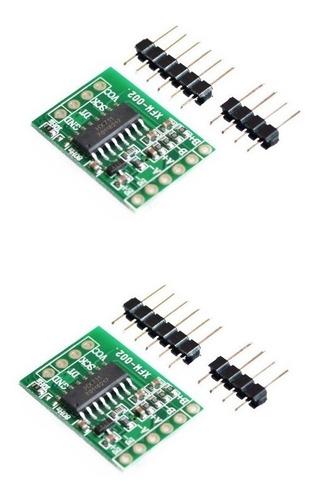 Conversor Hx711 Modulo 24 Bits Arduino Celda Carga Nuevo