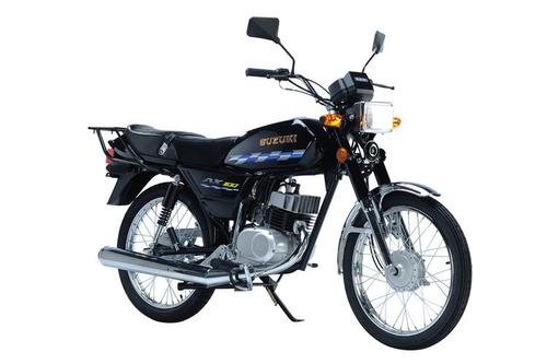Suzuki Ax100 Special 2 Tiempo Paga 12 Cuotas Sin Intere