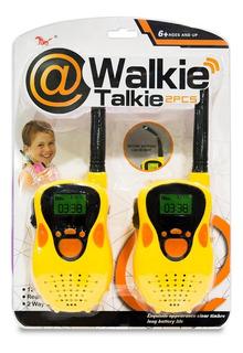 Walkie Talkie Intercomunicador Antena Flexible Ck