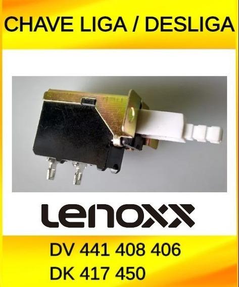 Chave Liga E Desliga Dvd