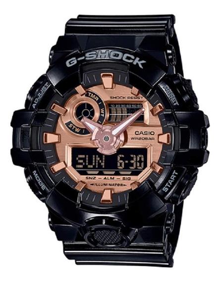 Relógio Masculino Casio G-shock Ga-700mmc-1adr Original + Nf