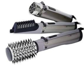 Escova Rotating Air Brush Titanium Polishop Original