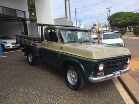 Chevrolet D10 4.0 Custom De Luxe Cs 8v Diesel 2p Manual