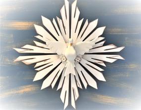 Divino Espírito Santo Resplendor Simbolo Da Pomba Da Paz