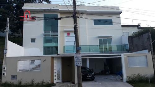 Casa A Venda No Bairro Jardim Paulista I Em Jundiaí - Sp.  - 1163-1