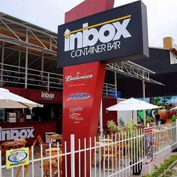 Ponto Comercial Oportunidade Cabo Frio - Rj - Braga - 404