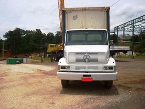 Mercedes-benz Mb L 1618 1993 Toco Reduzido No Chassi