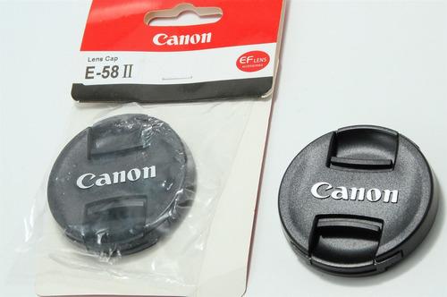 Canon E-58 II