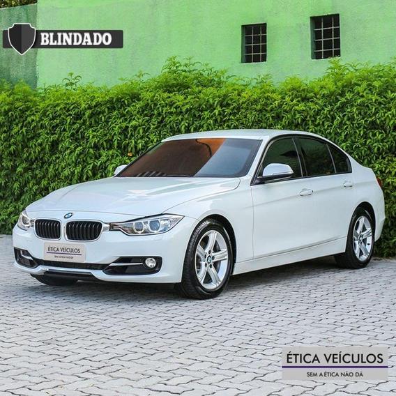320ia 2.0 Turbo/activeflex 16v 184cv 4p