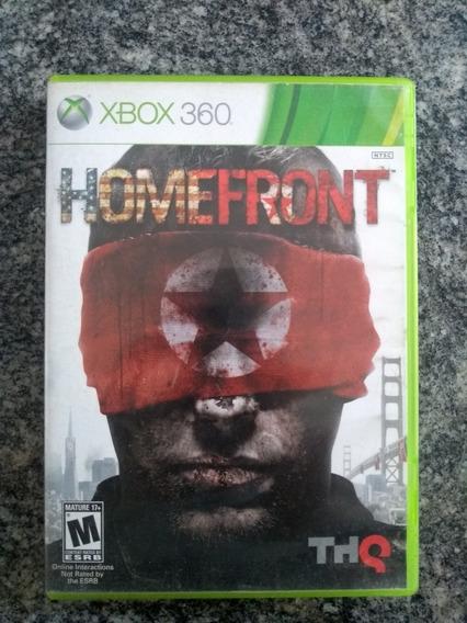 Homefront - Xbox 360 Original Em Mídia Fisica