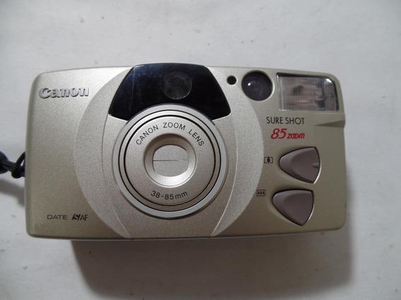 Câmera Canon Sure Shot 85 Zoom