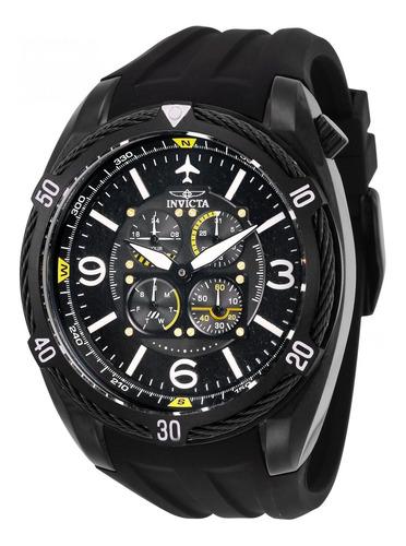 Reloj Invicta 28078 Negro Hombres