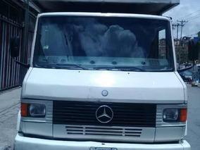 Mercedes Benz Furgón Cava