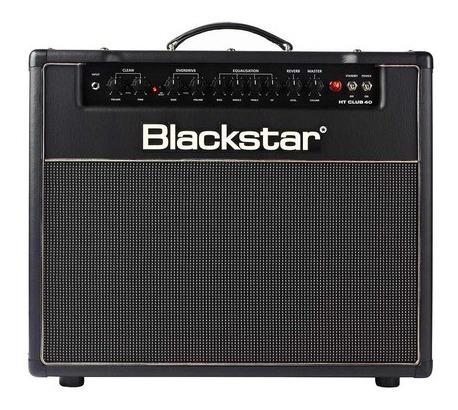 Ftm Amplificador Guitarra Blackstar Ht-club 40 Combo Valvula