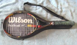 Raquete De Tênis Wilson Pro Staff.- 119 -