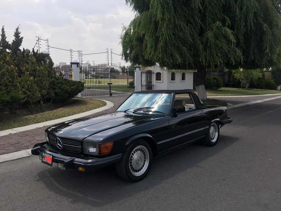 Mercedes-benz Clase 380sl