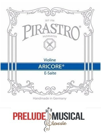 Jogo De Cordas Violino - Pirastro Aricore. Made In Germany