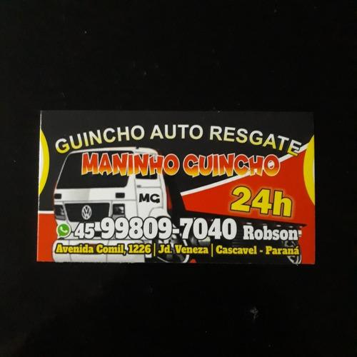 Imagem 1 de 1 de Guincho Para Cascavel- Pr  E Região